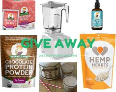Unconventional Kitchen 2015 Love Your Greens Giveaway