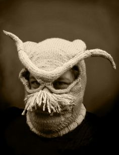 brutal knitting .. very cool