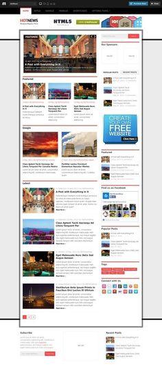 HotNews WordPress Theme - MyThemeShop