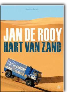 Hart van zand - Biografie Jan de Rooy