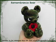 Next Pattern to be Released ~ Amigurumi To Go