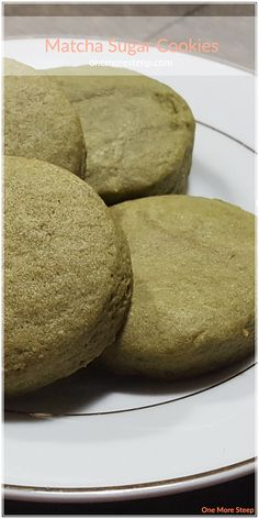 Matcha Sugar Cookies Recipe from One More Steep Sugar Cookies Recipe, Shortbread Cookies, Cookie Recipes, Cooling Racks, Cookie Exchange, Betty Crocker, Holiday Cookies, Matcha, Cookie Cutters