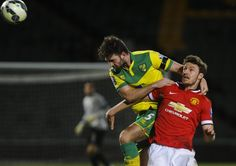 COPY ¦ Former Norwich City FA Youth Cup winner Kyle McFadden is set to grace Brazil's iconic Maracana Stadium just months after being shown the door by the Canaries.