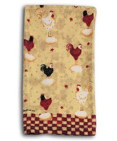 $8.99-Kay Dee Designs Rise & Shine Tea Towel - Set of 2 / 16W X 26H