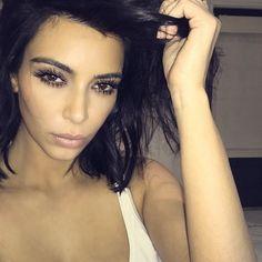 Pin for Later: Kim Kardashian's Favorite Selfie-Perfecting App Is Revealed