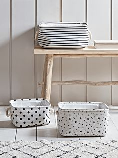 Toy Storage Baskets & Bags, Fabric Storage Baskets, Canvas Storage Bags