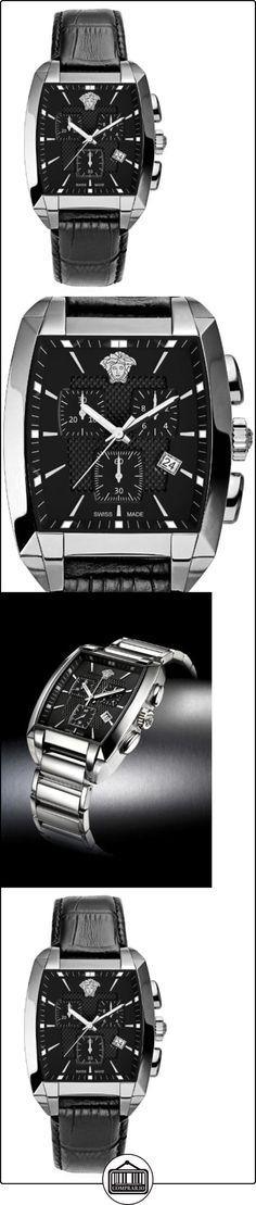 Versace - Character - WLC99D008-S009 - Cronógrafo Cuarzo Hombre  ✿ Relojes para hombre - (Lujo) ✿