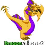 Dragonvale Brass Dragon: The first dragonvale dragon with two heads