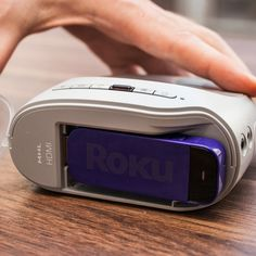 3M Roku / MP300 - Streaming Mobile Projector on Behance