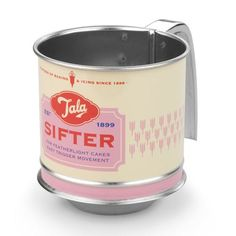 Tala Originals Mini Sifter With Stainless Steel Mesh -- Click image to review more details.
