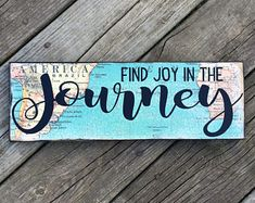 Find Joy in the Journey sign joy in the Journey wood signs wood signs sayings joy sign wooden sign handpainted signs wood signs home DIY Wood Signs Find Handpainted Home Journey Joy sayings Sign Signs Wood Wooden Wood Signs Sayings, Diy Wood Signs, Sign Quotes, Motivational Quotes, Map Crafts, Wood Crafts, Pallet Crafts, Diy Wood Projects, Woodworking Projects