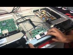 Microondas Panasonic, Tv Led, Double Image, Tv Panel, Electronic Circuit Projects, Tv Display, Data Sheets, Technology, Tela