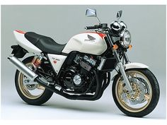 HONDA CB400SF Version S 50th Anniversary SP Color (1998)