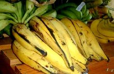 Plantains belong to the same family as bananas but they have to be cooked to be eaten. Plantains are delicious and can be found in many places in the world. Here are a few health benefits of plantains:1,Plantains are very reliable sources of starch and energy.2, Plantains contain a high amount of