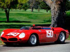 Ferrari 268 SP '1962