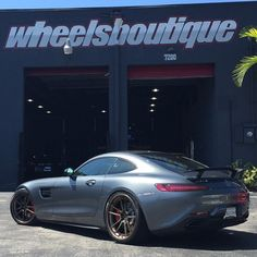 #Mercedes #GTS on #Adv wheels _ Follow our friends at @wheelsboutique @wheelsboutique _