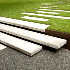 Floating Concrete Step Design Ideas, Pictures, Remodel, and Decor - page 7