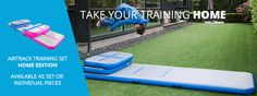 AirTrack Factory is the world's leading AirTrack manufacturer. Our inflatable tumbling tracks are used by sportsmen worldwide. Slip N Slide, Yoga Fitness, Sun Lounger, Cheerleading, Gymnastics, Beach Mat, Outdoor Blanket, Workout, Outdoor Decor
