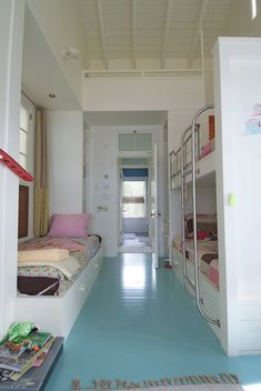 Andra Birkerts. Bunk room for the girls.