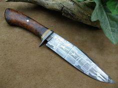 "James Neilson Neilson's Mountain Hollow, Towanda, PA USA - ""Lone Star"" Hunter Knives by Neilson's Mountain Hollow"