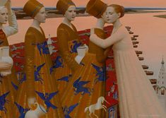 Old & New: Paintings by Andrey Remnev | Inspiration Grid | Design Inspiration