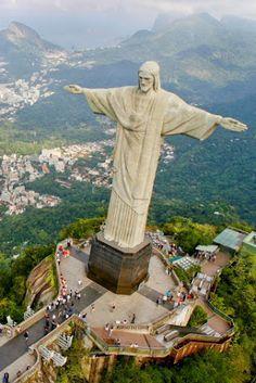 Foto: Cristo Redentor - Rio de Janeiro - Brasil