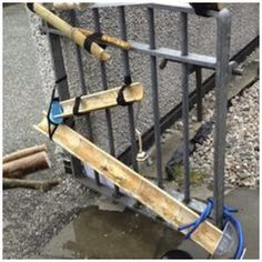 What can you do with Bamboo? Lots of ideas. Bamboo guttering for water play shown. Outdoor Play Spaces, Outdoor Fun, Outdoor Ideas, Outdoor Games, Sand And Water, Water Play, Outdoor Learning, Outdoor Activities, Water Walls