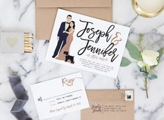 INVITATIONS + CALLIGRAPHY   Miss Design Berry Inc.   Available Online