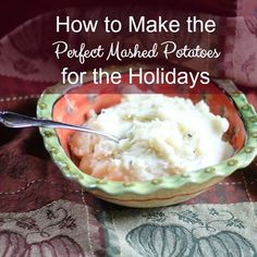 If you are the designated cook for Thanksgiving, you will want to read this post. Mashed potatoes can be really ethereal or really bad, depending on how you make make them. See my tips and demo and get a master mashed potato recipe. You'll thank me on turkey day. Direct link in profile. ☝️️🦃🍽😋  Yummery - best recipes. Follow Us! #thanksgivingrecipes