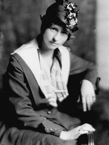 Edna St. Vincent Millay.