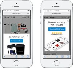 Optimizing Upsells: How We Drove Millions of App Installs Polyvore App, Pretty Tough, App Store, Iphone 6, Engineering, How To Get, Blog, Shopping, Technology