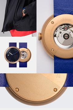 Objest creates beautifully simple, premium Swiss made watches. Designed to be loved and worn with pleasure and pride, our timepieces are for people who notice the telling details that differentiate superior design and impeccable quality. objest.com #giftsforher #giftsforhim #Swissmade #Watches #Designer #productdesign #Lifestyle #architecture