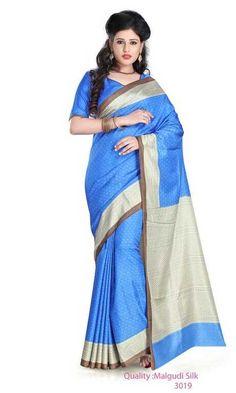 Malgudi Silk Unforms - Uniform Sarees India