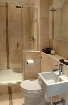 Pin von Anja De Muyer auf Smallest room   Pinterest   Badezimmer ...   {Badezimmer design badgestaltung 74}