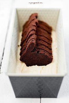 Vanillekuchen mit Hasen-Überraschung drinnen. :D