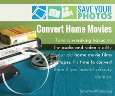 Digitize your home movies before it's too late | SaveYourPhotos.org