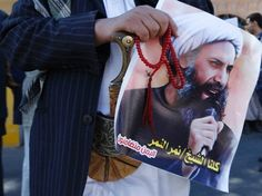 Saudi Arabia executed a prominent Shi'ite Muslim cleric and dozens of al Qaeda members on Saturday, signaling that it would not tolerate attacks, whether by Sunni jihadists or minority Shi'ites, and stirring sectarian anger across the region. House Of Saud, Water Cannon, Arab Spring, Al Qaeda, American Veterans, Iraq War, Cleric, Islamic World, Spring Is Coming