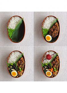 Obento-gram – Capturing my everyday Bento Recipes, Healthy Diet Recipes, Japanese Food Art, Confort Food, Food Concept, Bento Box, Aesthetic Food, Creative Food, Food Photo