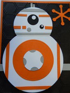 Star Wars the Force Awakens BB-8 Birthday by GreetingsfromDiana