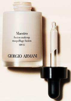 Make Up For Dolls: Giorgio Armani Maestro Fusion Foundation. O.M.G.
