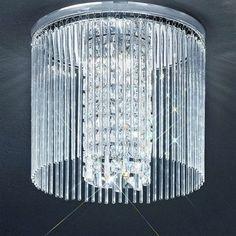 Bathroom Crystal Ceiling Light Cf5727
