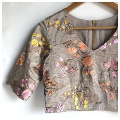 The Wildflower Blouse
