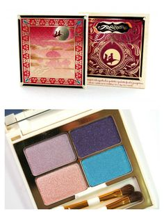 Sephora Disney Jasmine Collection Magic Carpet Ride Palette