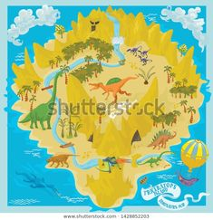 Find Dinosaurs Island Fantasy Map Sene Ancient stock images in HD and millions of other royalty-free stock photos, illustrations and vectors in the Shutterstock collection. Thousands of new, high-quality pictures added every day. Fantasy Map, Dinosaurs, Create Yourself, Royalty Free Stock Photos, Scene, Island, World, Artist, Pictures