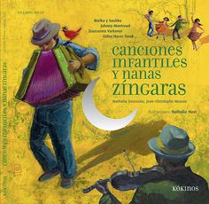Canciones infantiles y nanas zíngaras + CD LOT 4 2016