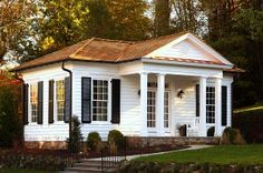 Absolute perfect little house or guest cottage! Virginia Retreat | 550 Square Feet