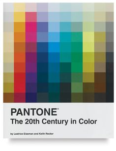 Pantone: The 20th Century in Color book