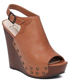 Jessica Simpson Insana Wedge Sandals #Dillards