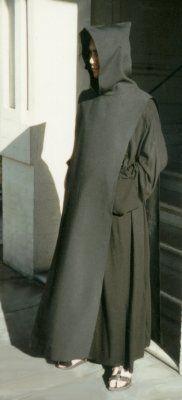 Monje Benedictino.
