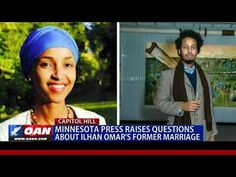 Questions have been raised regarding freshman Congresswoman Ilhan Omar's former marriage, which she tried to keep quiet when she ran for office. Prayer For Our Country, Scum Of The Earth, One America News, Political Articles, Open Quotes, How To Get Away, Truth Hurts, Reality Check, Ex Husbands